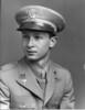 Daniel Bloom in uniform<br /> <br /> c 1947