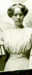 "Closeup of Annie Boucher from ""Coney Island boat"" photo"