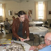 2014 Annual Reunion at the Civic Center, Jaffrey, NH, August 2, 2014. Christopher Commander, magician.
