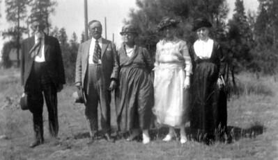 Alexander-McLaughlin Family