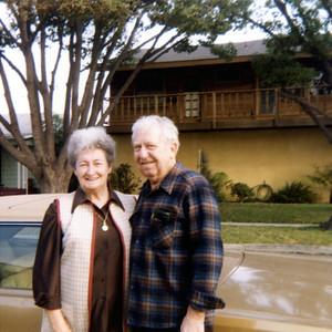 "Mildred ""Ditty"" Callon & Joe Vigano Archive"