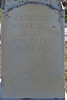 Plot 4, Row 2<br /> Katherine<br /> White Bell<br /> died<br /> June 21 1947<br /> AE. 85 Years