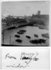 "Photographs taken by Carl Rothschild during his deployment to China during WW2.<br /> <br /> Suchow creek<br /> <br /> ""From Henry's window"""