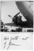 "Photographs taken by Carl Rothschild during his deployment to China during WW2.<br /> <br /> ""AIr field - out of focus"""