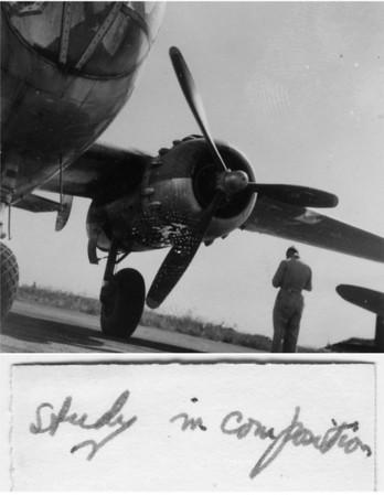 Carl Rothschild's WW2 Photography