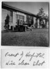"Photographs taken by Carl Rothschild during his deployment to China during WW2.<br /> <br /> ""Front of hospital, nice clear shot"""