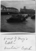 "Photographs taken by Carl Rothschild during his deployment to China during WW2.<br /> <br /> ""Front of Henry's hotel - Suchow Creek"""