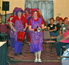 And then came the <i><b>Crimson Dames!</b></i>