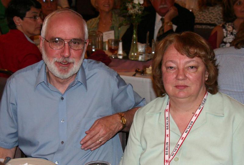 Gary and Patti Sellenrick of Sheridan, Wyoming.