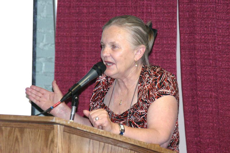 Isabel Kessler.