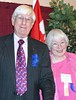 Lewis R. Marquardt and Dona Reeves-Marquardt of Austin, Texas.  Both are Lifetime Members of AHSGR and GRHS.
