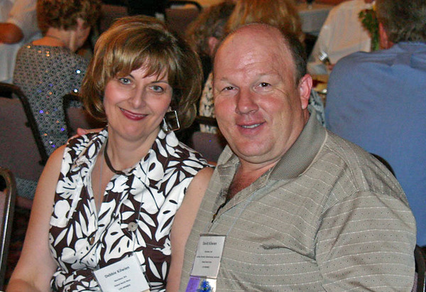 Debbie and David Kilwien of Aberdeen, Washington.