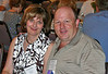 Debbie and David Kilwien of Aberdeen, Washington.  Debbie was a contributor of a door prize -- and a winner!
