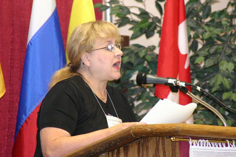 Gwen Schock shares a story of her ancestors.
