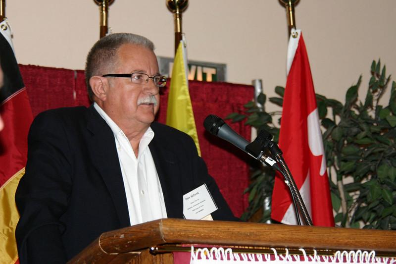 Don Schenk of Sioux City, Iowa.