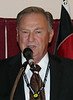 Ed Hoak of Long Grove, Illinois presided over the Saturday banquet.