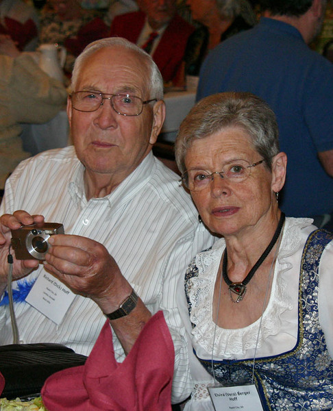 From Rapid City, South Dakota, this is Dick and Vera Hoff.