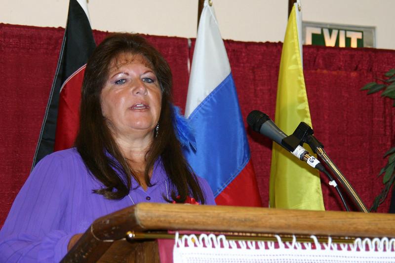 Valerie Ingram, Pres., Germans from Russia Heritage Society
