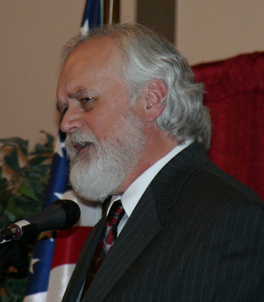 Dr. Timothy Kloberdanz.