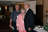 I believe that's John and Sue Groh of Johnston, Iowa, with Mayo Flegel at right.  They were among those honored during the IFAHSGR luncheon.
