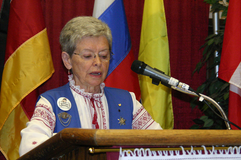 Vera Hoff of Rapid City, South Dakota.