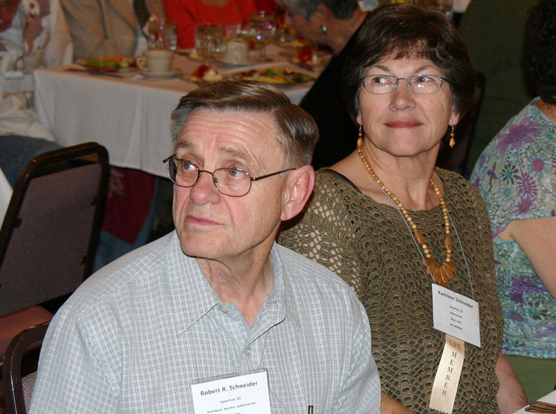 Bob and Kathy Schneider of Spearfish, South Dakota.