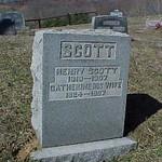 Catherine-Denbow-Scott-Henry-Scott-tombstone