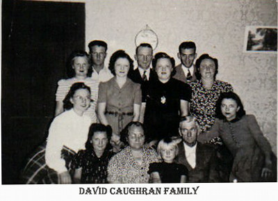 Caughran Family