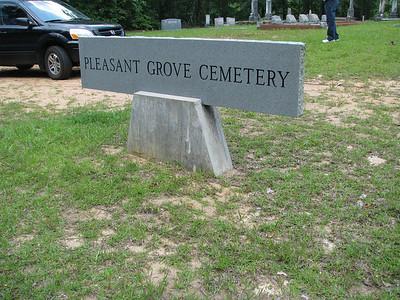 Adamson Cemetery, Heard County, Georgia