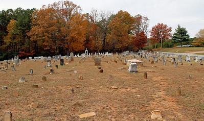 Friendship Cemetery, Forsyth County, Georgia