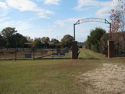Salem Cemetery, Lee County, Alabama