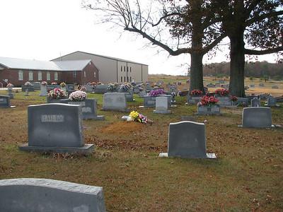 Welcome Baptist Church Cemetery, Cullman County, Alabama