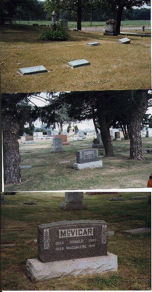 Cemetery Headstones for Genealogy