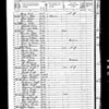 Census 1850 - Oyster Bay (Amelia Hewlett Coles)