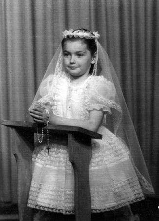 Susan's First Communion