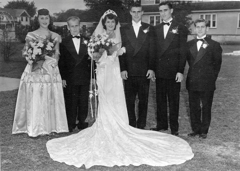 """""""Mr. & Mrs. Roger Frechette"""""""