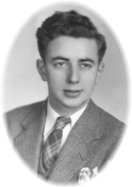 George Chouinard, circa 1942.