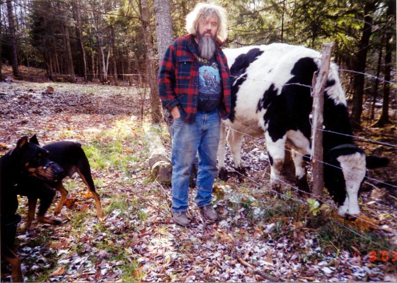 Sonny in  Vermont , 2004.