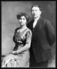 Alvina (Gagnon) & Zenon Chouinard, George Chouinard's mother & father, 1910.