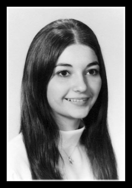 Susan Chouinard, 1969.