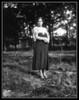 Marie Anna (Marcoux) Frechette, Cecile (Frechette) Chouinard's mothe, date unknown.