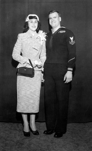 """""Mr. & Mrs. Arthur Gagnon"""