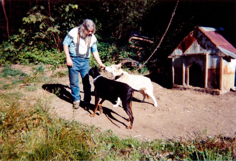 Sonny in  Vermont , 2003.