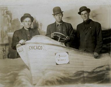 Sanford, Charlie & John