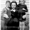 Olive with Corky and Janie