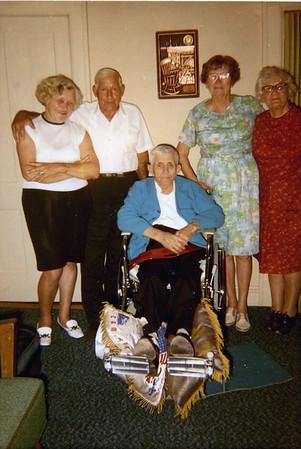Lorraine & Jim, Sanford,Eva & Georgie