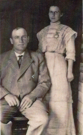 Chan & Lottie (Clark) Schuyler
