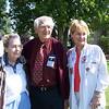 Marian Strahl Boyer, Schuyler Aijian & Betsey Demarey (Hattie's granddaughter)