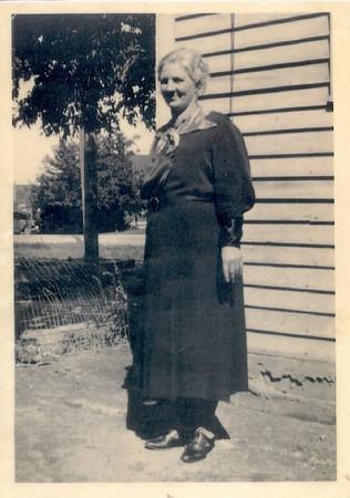 Lottie Clark Schuyler