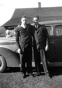 Raymond and Frank Clark
